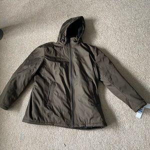 Calvin Klein jacket. Never worn. Tags still on!